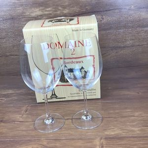 23 Oz. Domaine Bordeaux Wine Glass (Set of 2)